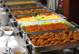 Belly-busting buffets in Edmonton