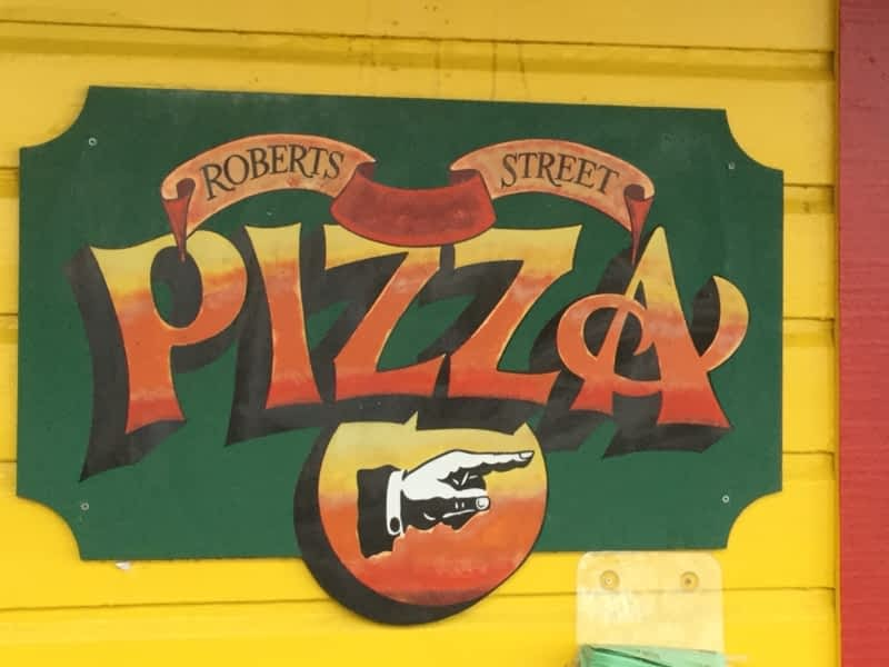 photo Roberts St Pizza