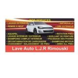 Lave Auto LJR - Pare-brises et vitres d'autos