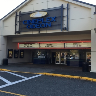 Cineplex Odeon - Movie Theatres - 604-985-4215
