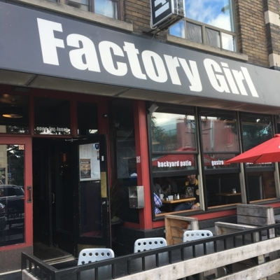 Factory Girl - Italian Restaurants