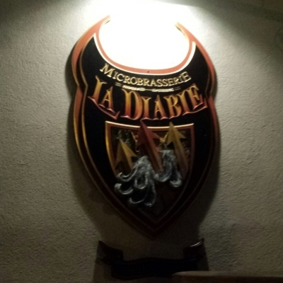 Microbrasserie La Diable - Restaurants - 819-681-4546