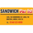 Sandwich Par Ici - Plats à emporter - 514-704-4001