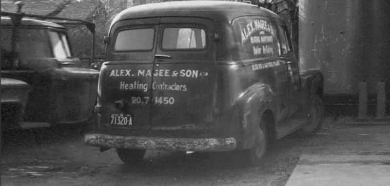 photo Alex Magee & Sons Ltd