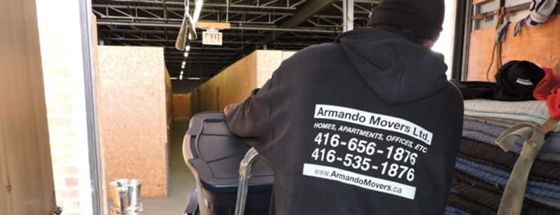 photo Armando Movers Ltd