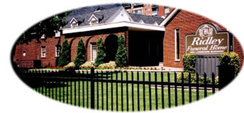 photo Ridley Funeral Home