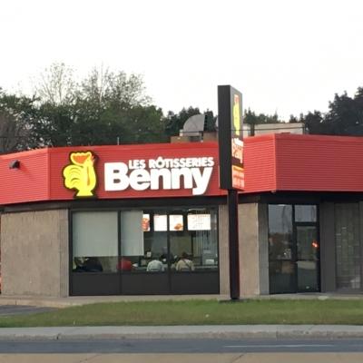 Les Rôtisseries Benny - Restaurants - 450-462-1060