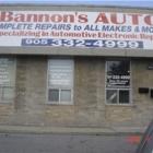 Bannon's Auto - Car Repair & Service - 905-332-4999