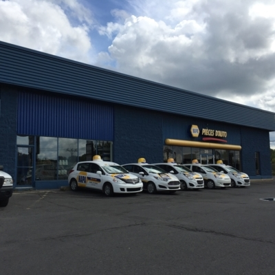 View NAPA Auto Parts's Saint-Jean-sur-Richelieu profile