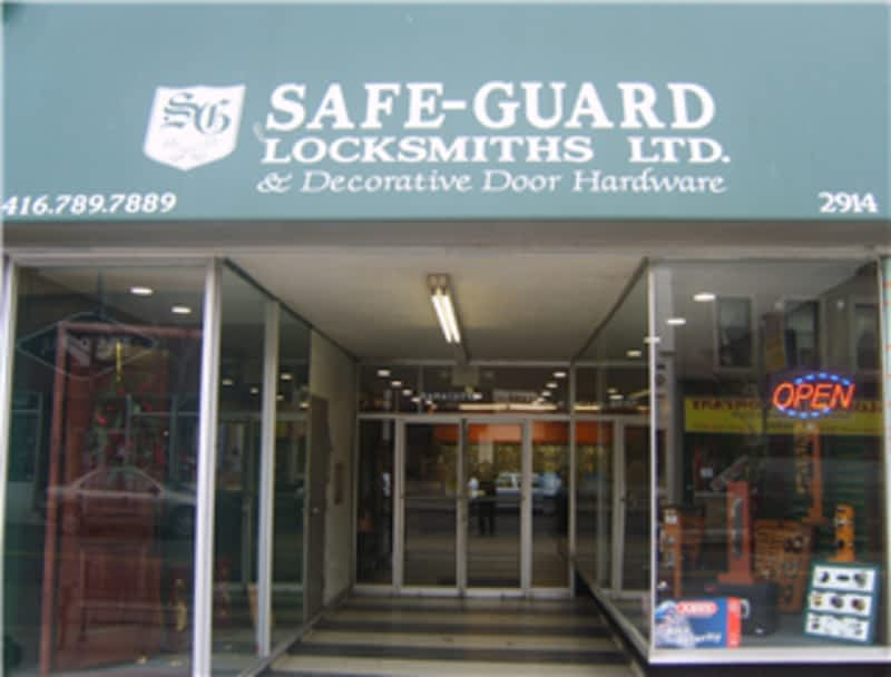 photo Safe Guard Locksmiths Ltd