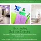 Bow Valley Spotless Cleaners - Commercial, Industrial & Residential Cleaning - 403-679-8835
