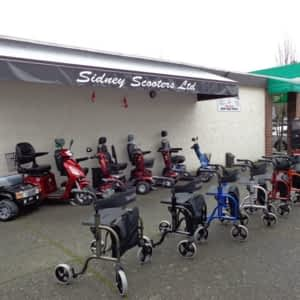 Sidney Scooters - Opening Hours - 2378B Beacon Ave, Sidney, BC