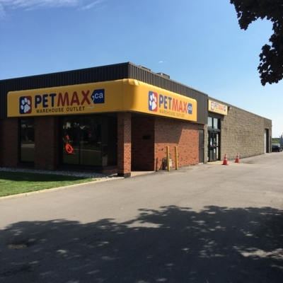 Pet Max Warehouse Outlet - Pet Food & Supply Stores - 905-388-6422
