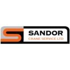 Sandor Crane Service Ltd - Crane Rental & Service