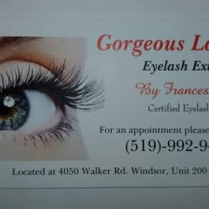 6a198485959 Gorgeous Lashes - Opening Hours - 201-4050 Walker Road, Windsor, ON