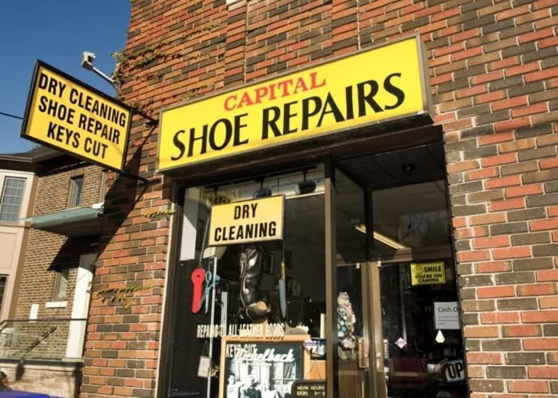 Shoe Repair Shop In Scarborough