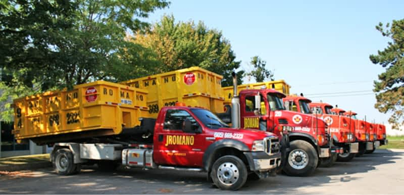 photo Romano Disposal Services Inc