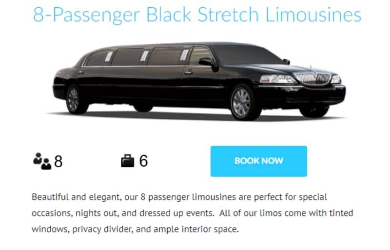 photo L A Limousines & Transportation Services