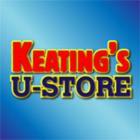 Keating's U-Store - Logo