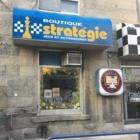 Boutique Stratégie - Games & Supplies - 514-845-8352