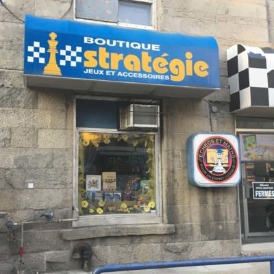 Boutique Stratégie - Games & Supplies