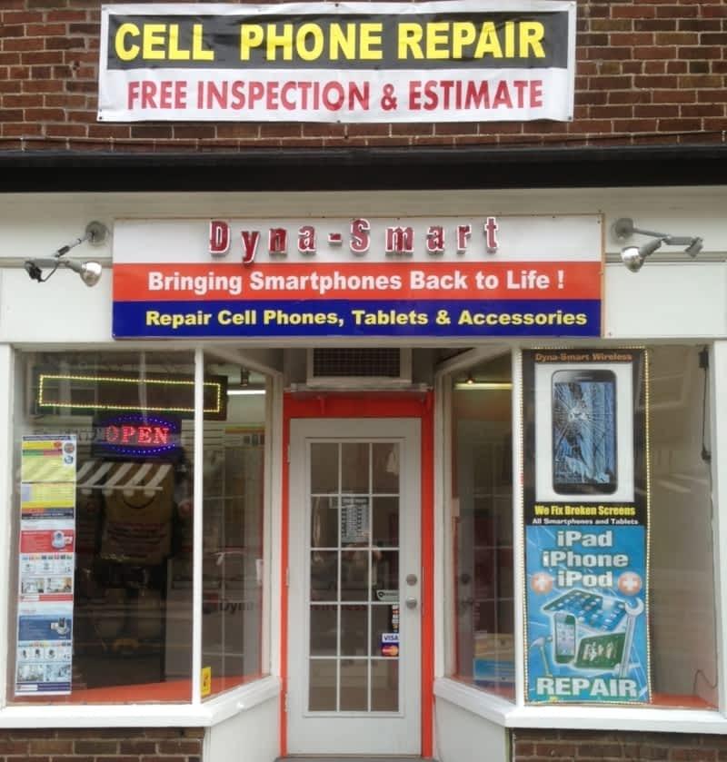 Iphone Screen Repair Scarborough