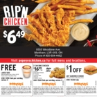 Popeyes Louisiana Kitchen - Restaurants - 905-604-4482