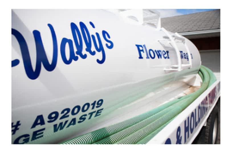 photo Wally's Flower Wagon Disposals