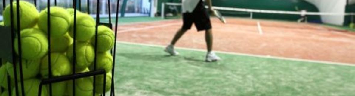 Où trouver des courts de tennis intérieurs à Montréal