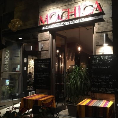Mochica - Vegetarian Restaurants - 514-284-4448