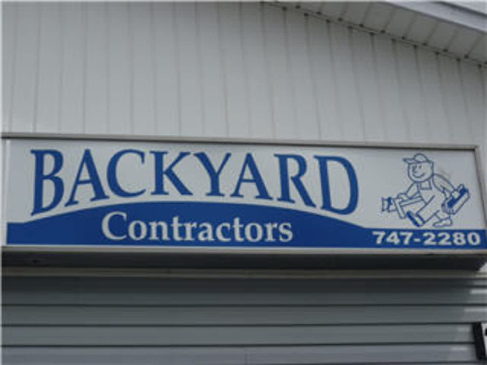 Backyard Contractors Opening Hours 201 203 Commonwealth Ave