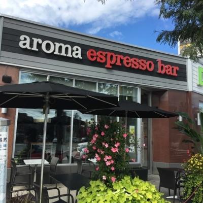 Aroma Espresso Bar - Italian Restaurants - 416-489-8987