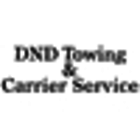 DND Towing & Carrier Service - Remorquage de véhicules