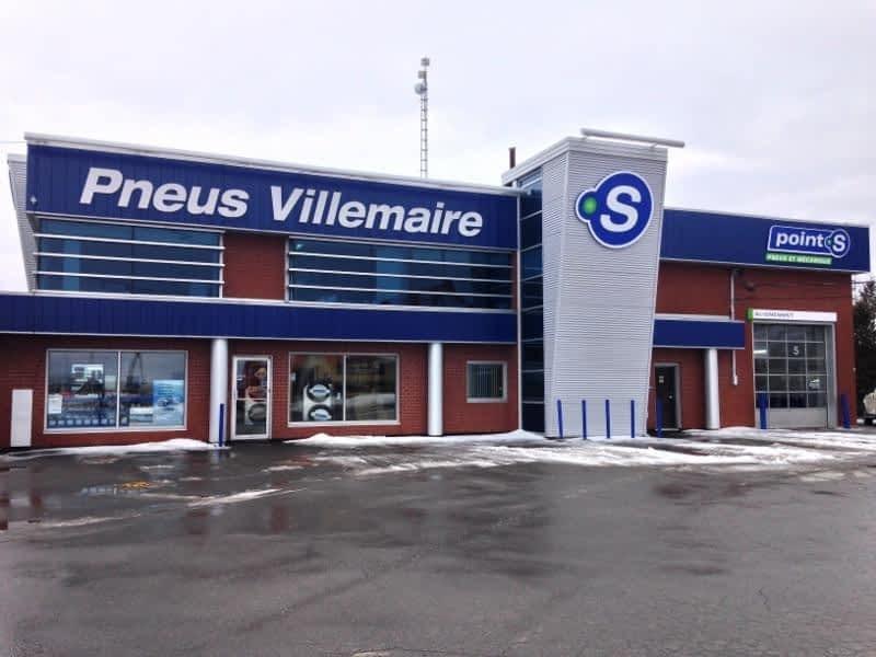 photo Point S - Villemaire Pneus et Mécanique