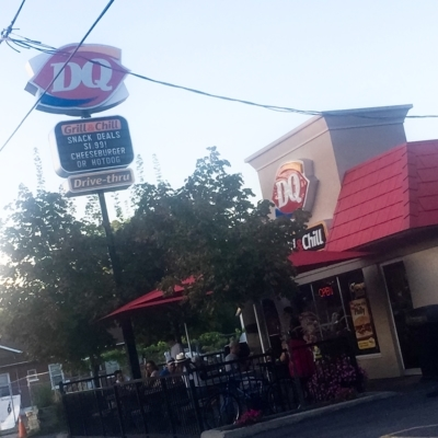 DQ Grill & Chill Restaurant - Restaurants - 905-576-9693