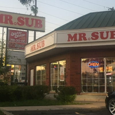 Mr.Sub - Restaurants - 905-720-1111