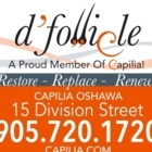 D'Follicle - Hair Transplants & Replacement - 647-571-2100