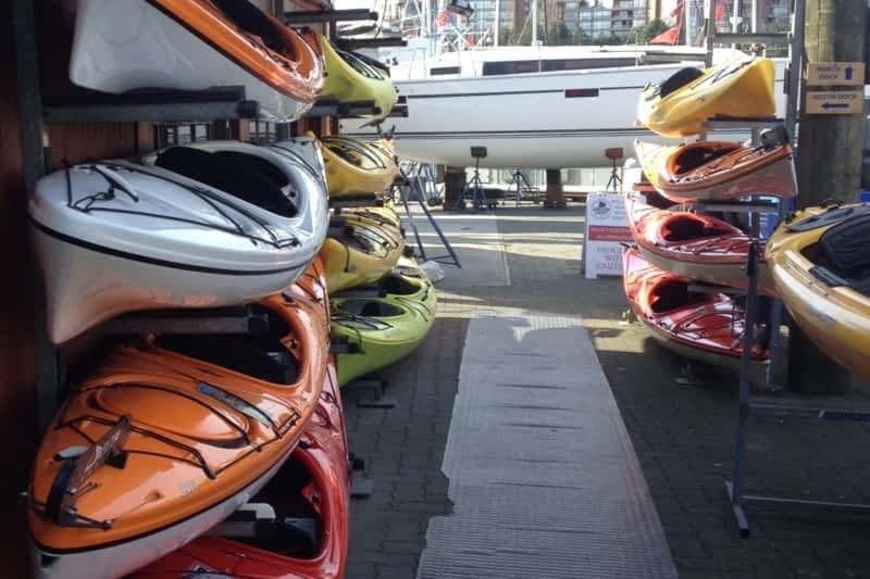 photo Ecomarine Paddlesport Centre