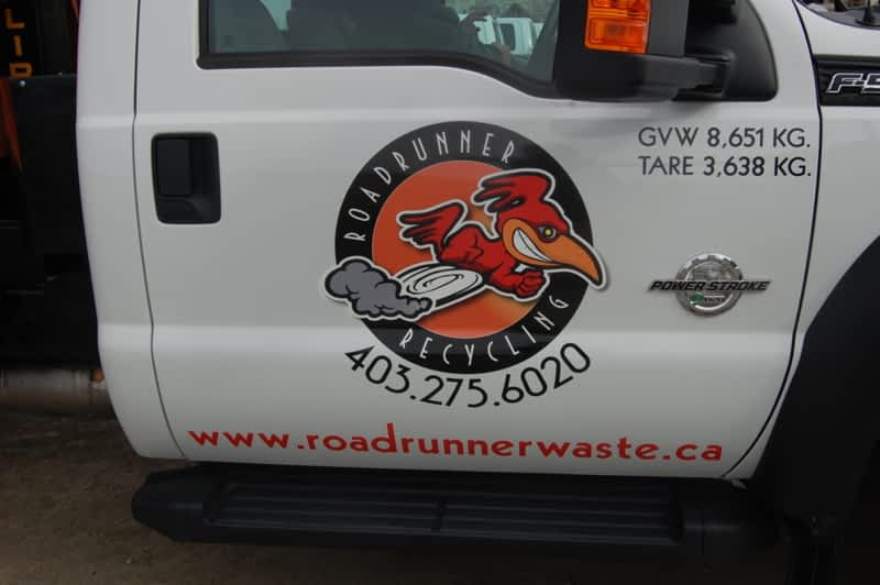 photo Roadrunner Recycling & Waste Management Ltd