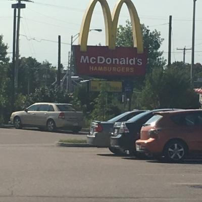 McDonald's - Restauration rapide