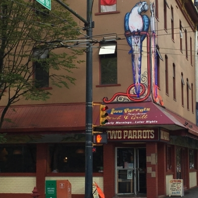 Two Parrots Taverna - Restaurants