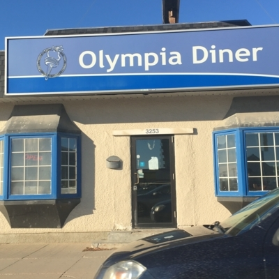 Olympia Diner - Greek Restaurants - 204-888-8884