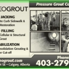 View Geo Grout's Calgary profile