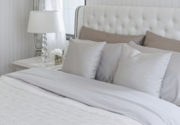 Vancouver home shops for beautiful bedding