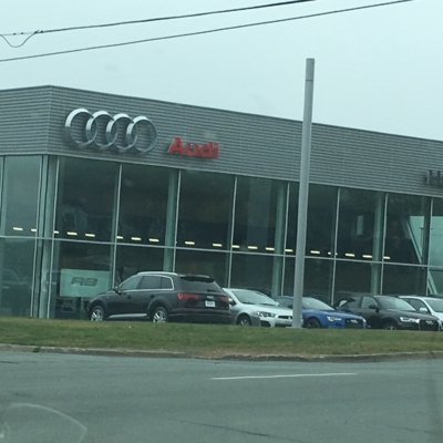 Audi Halifax - Réparation et entretien d'auto - 902-453-2834