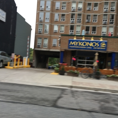 View Mykonos Mediterranean Grill's Toronto profile