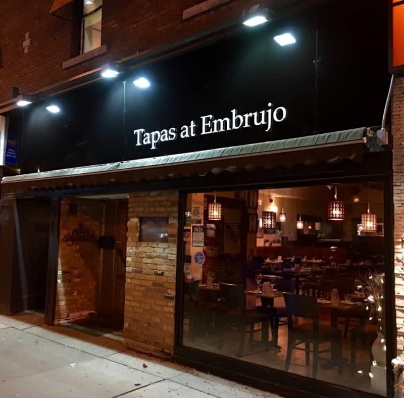 photo Tapas At Embrujo