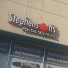 Stephenson's Rental Services - Service de location général - 289-315-0810