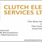 Clutch Electrical Services Ltd - Électriciens