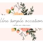 Une Simple Occasion - Logo